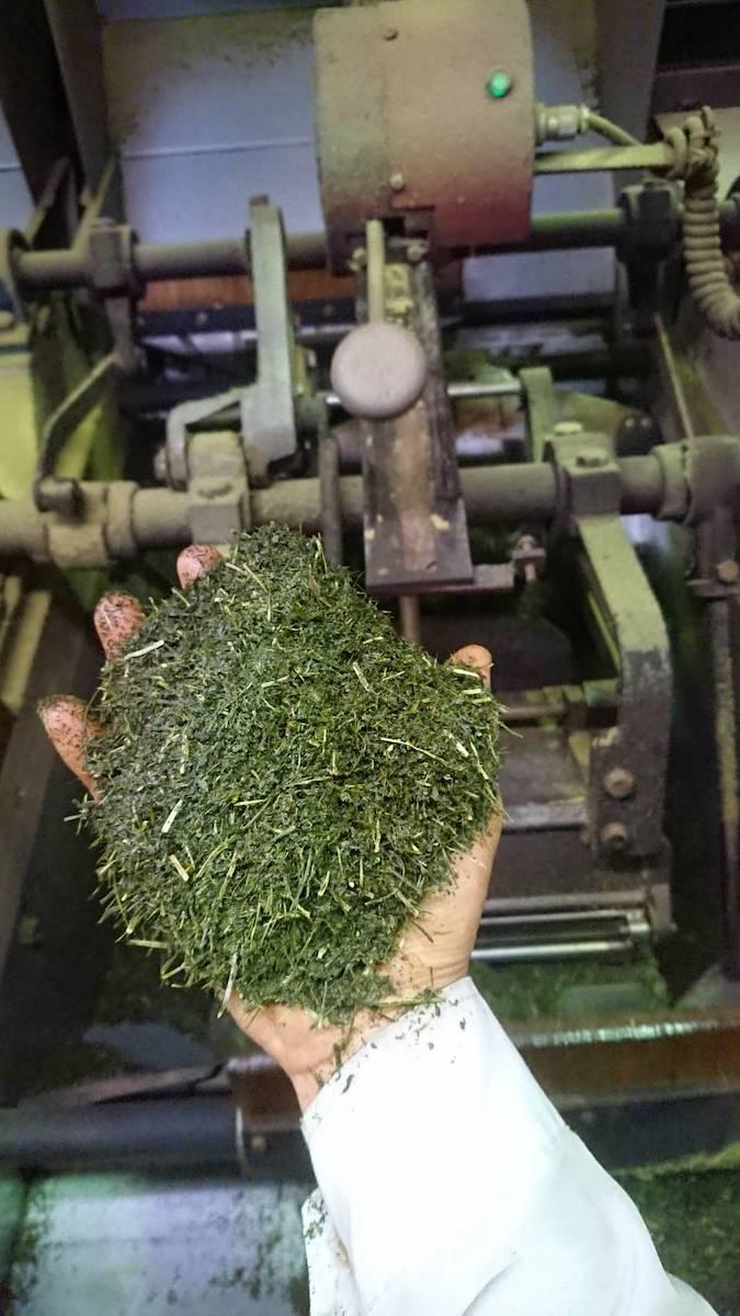 茶農家の1日